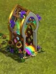 rainbow flower cage.jpg